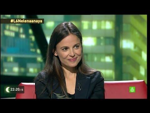 """laSexta Noche - Elena Anaya: """"El Goya lo tenía en el baño, mi madre lo puso en el salón"""""""