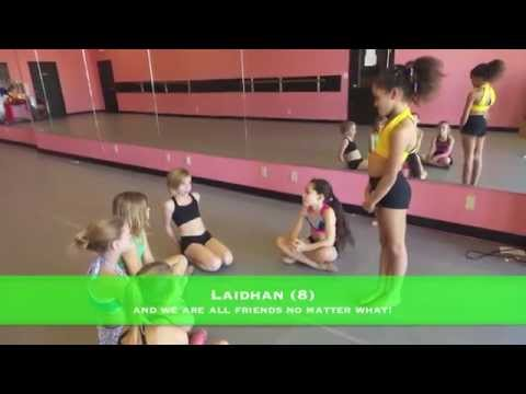 The Kids Speak- Martin Luther King Day 2015 @ G Force Dance Legacy