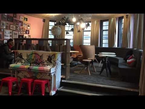 Hostel Tour: Generator Hostel London