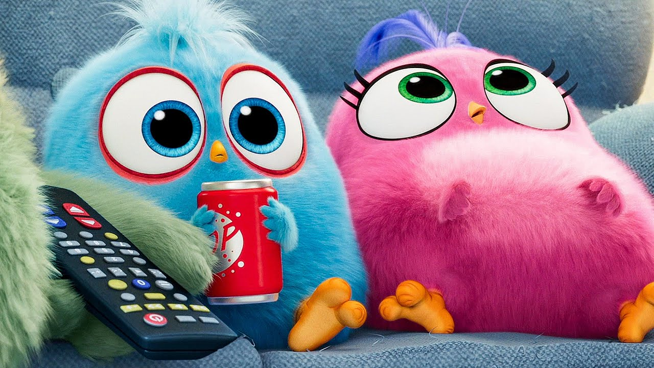 The Angry Birds Movie 2 11 Minutes Clips Trailers 2019 Youtube Angry Birds Movie Angry Birds Cute Gif