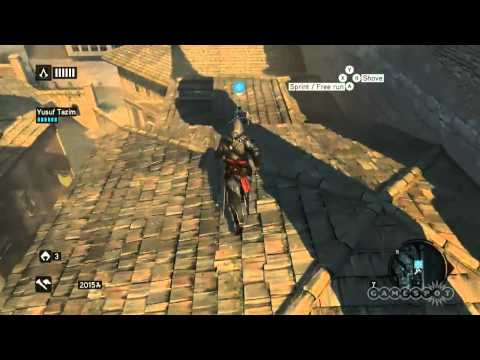 Hookblade Training Assassin S Creed Revelations Gameplay Video Youtube