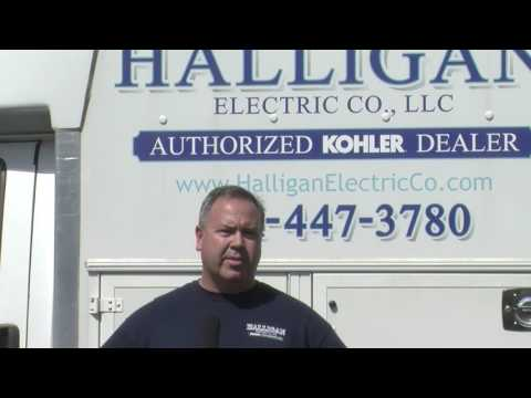 Electrical Contractor Testimonial for Generator Dan
