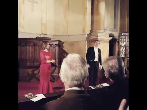 Nice Opera duet in Rome