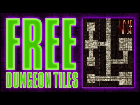 graphic regarding Printable Dungeon Tiles Pdf named Totally free Dungeon Tiles (#1) PDF against Understand Preset(s) DD