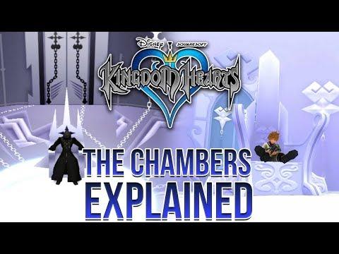 Kingdom Hearts Lore ► The Chambers Of Waking & Repose