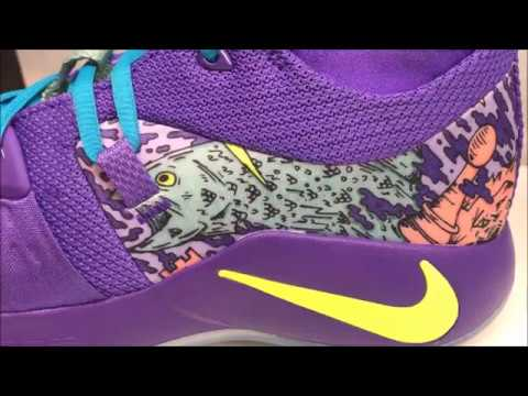 33fb5814825b NIKE PG 2 MAMBA MENTALITY KOBE DAY SNEAKER DETAILED REVIEW WITH DJ DELZ