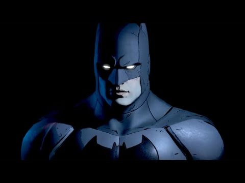 Batman All Cutscenes {Telltale Series} Full Season 1