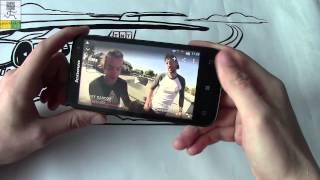 Обзор смартфона Lenovo A830