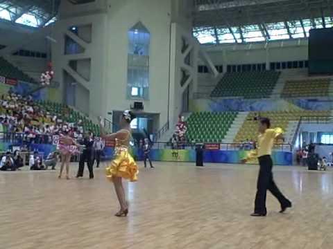 Dancesport thiếu nhi - Đức Trung