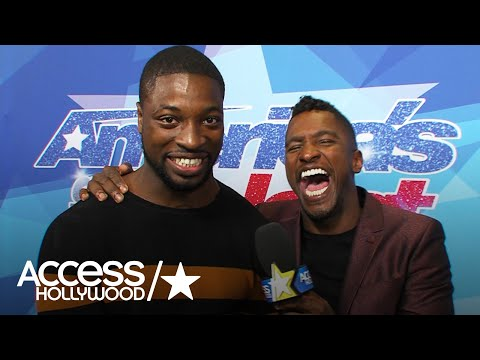 'AGT' Comedian Preacher Lawson Puts Access Hollywood On Blast!   Access Hollywood