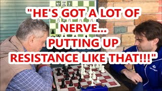 U.S. Champion Doesn't Know He's Playing A Master! GM Sam Shankland vs. FIDE Master Mark thumbnail