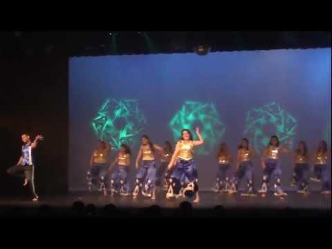 Srisarada Favorite songs - Dum Dum mast hai & Rola pe gaya - MSDC Bollywood 2011