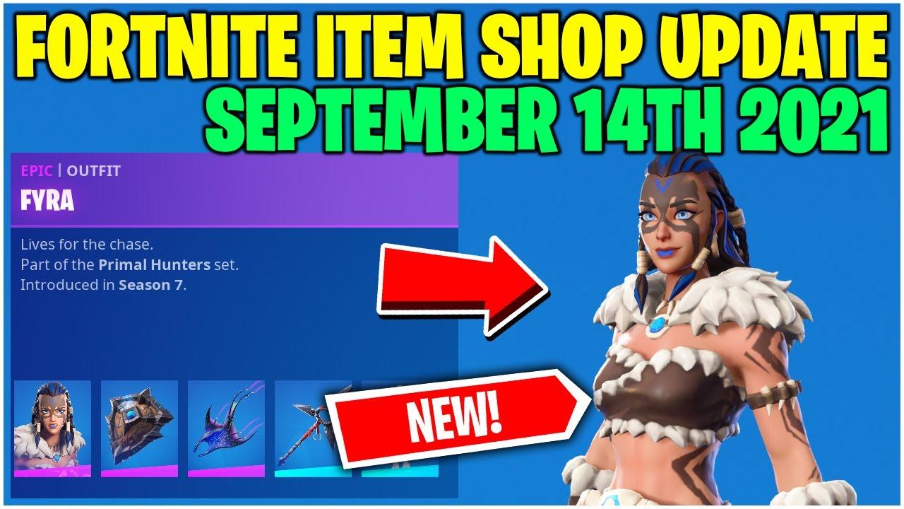 Fortnite Item Shop *NEW* DERPONCE'S LOCKER BUNDLE! [September 14th, 2021] (Fortnite Battle Royale)