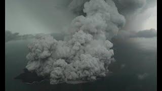 Dialog – Longsor Anak Krakatau Picu Tsunami Selat Sunda (1)