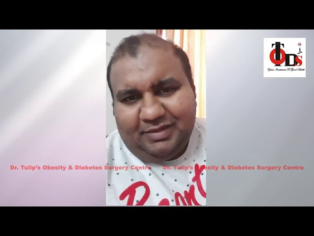 TODS -  Dhiraj Hirani - Experience of a Bariatric Surgery Patient Part 1