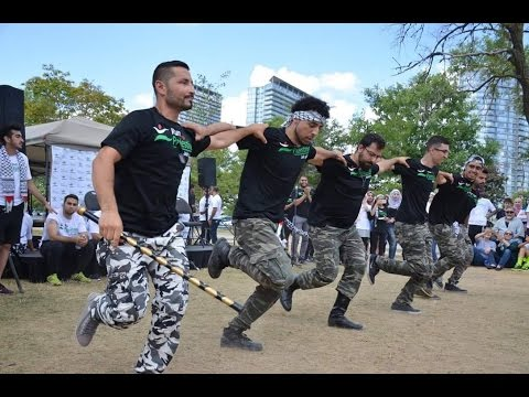 DABKE @ Run For Palestine 2016 - Toronto