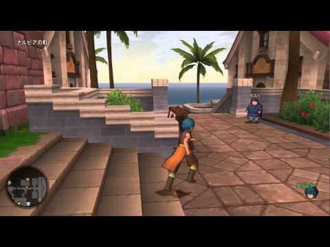 Dragon Quest X [PC] (Commentary) #004, Narubia: Healing Ririoru