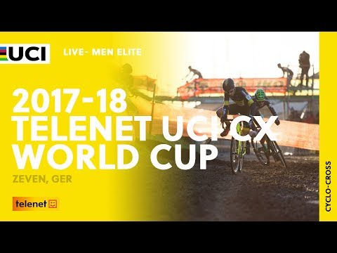 2017-18 Telenet UCI Cyclo-cross World Cup – Zeven (GER) Men Elite