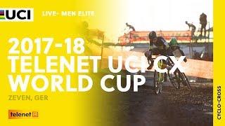2017-18 Telenet UCI Cyclo-cross World Cup – Zeven (GER) Men Elite