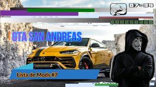 GTA SAN ANDREAS LISTA DE MODS #7