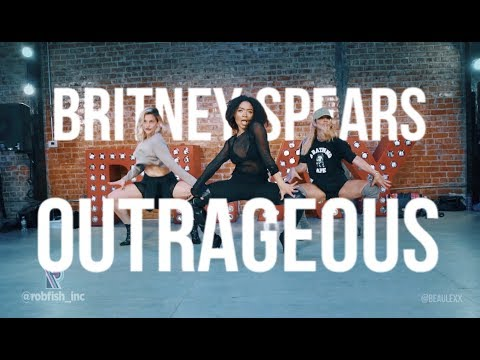 "ALEXIS BEAUREGARD | ""OUTRAGEOUS"" BRITNEY SPEARS"