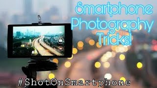 Mobile Photography tricks :Long-Exposure shot(Tutorial)