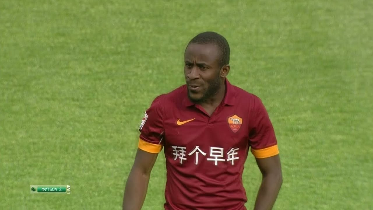 Seydou Doumbia vs Parma Home [Debut match] 14 15 HD 720p