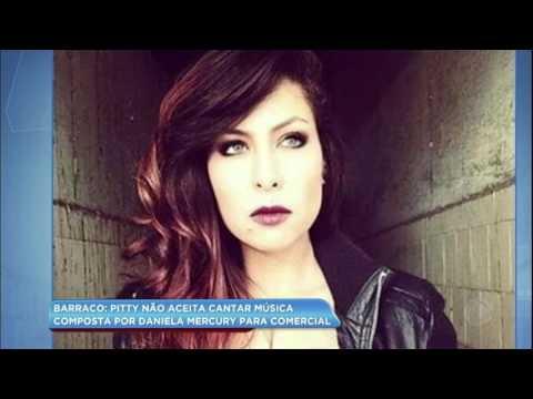 Hora da Venenosa: Pitty rejeita cantar música composta por Daniela Mercury