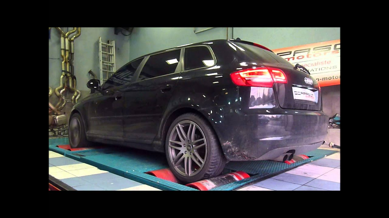 reprogrammation moteur audi a3 8p 1 9tdi 105 youtube. Black Bedroom Furniture Sets. Home Design Ideas