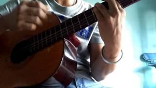 Sao em no vo tinh - guitar