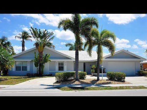 Punta Gorda FL Waterfront Pool Home - Punta Gorda Real Estate
