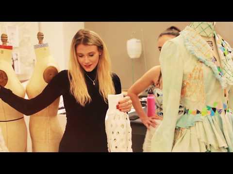Parsons X Calik Denim - Fashion Materiality, Denim Class 2019