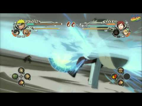 Video Análisis: Naruto Shippuden Generations [HD]