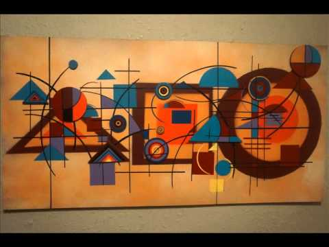 A Study In Geometric Abstraction 4 Kandinsky Youtube