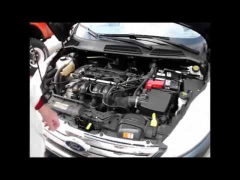 2011 Ford Fiesta Throttle Body Remove/Replace   EASY!