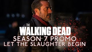 Baixar - The Walking Dead Season 7 Promo Let The Slaughter Begin Grátis