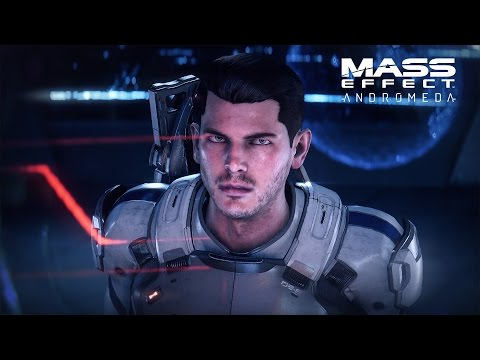 MASS EFFECT: ANDROMEDA – Official Launch Trailer