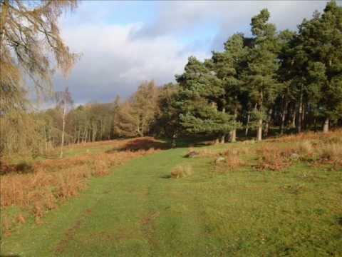 Walking the Peak District / Baslow - Hathersage - Baslow