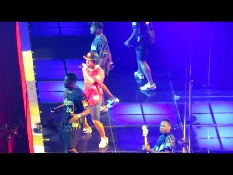 That's What I Like - Bruno Mars Concert Live @ Houston Toyota Center 10/24/2017 Part 4