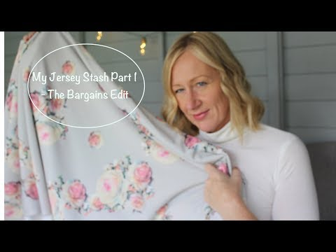 My Jersey Stash Part 1   The Bargains Edit