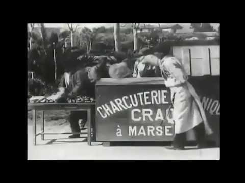 The Mechanical Butcher (1895) First Science Fiction Film