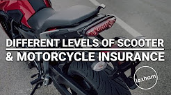 Lexham Explains: Different levels of scooter & motorcycle insurance | Lexham Insurance