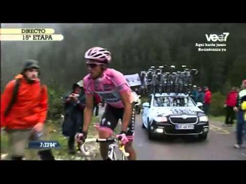 Alberto Contador (HD) Winner of the Giro 2011