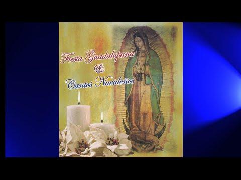 Mañanitas a la Virgen Maria & Cantos Navideños - CD completo