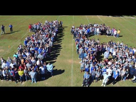Auburn High School 2016 Graduation Video