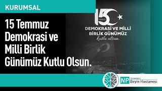 15 Temmuz Demokrasi ve Milli Birlik Günümüz Kutlu Olsun.