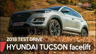 "2018 HYUNDAI TUCSON FACELIFT ""Fusion of innovation"" 