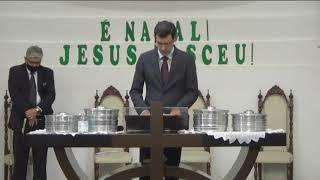 Culto Matutino | 03/Jan/2021