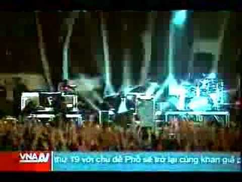 FIREBRANDS Live in Hanoi, VIETNAM TV Coverage