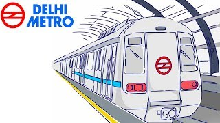 Top 10 Facts - Delhi Metro